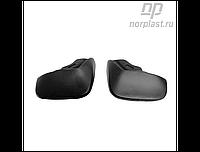 Брызговики Renault Symbol SD (08-) зад. к-т (NORPLAST)