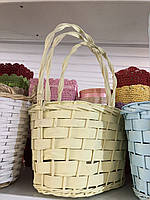 Комплект корзинок для декора 3 шт