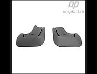 Брызговики Toyota Camry (V50) SD (11-) зад. к-т (NORPLAST)