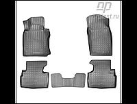 Коврики в салон Infiniti Q50 (V37) 3D (13-) беж (NORPLAST)