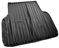 Коврик в багажник Mitsubishi L200 (15-) п/у (NORPLAST)