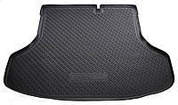 Коврик в багажник Nissan Sentra (B17) (SD) (14-) п/у (NORPLAST)