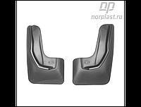Брызговики Mercedes A (W176) HB (12-) зад. к-т (NORPLAST)