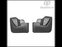 Брызговики Ford EcoSport (2014) (задние) (NORPLAST)