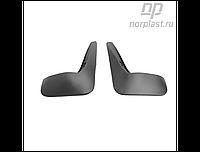 Брызговики Mazda 6 (10-) зад. к-т (NORPLAST)
