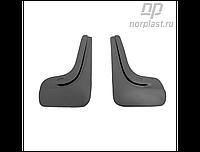 Брызговики Peugeot 408 (13-) зад. к-т (NORPLAST)