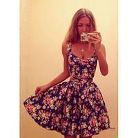 Сарафан-платье цветок, фото 1