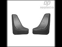 Брызговики Ford EcoSport (2014) (передние) (NORPLAST)
