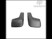 Брызговики Mazda CX-7 (07-) пер. к-т (NORPLAST)