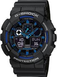 Наручные мужские часы Casio GA-100-1A2ER оригинал