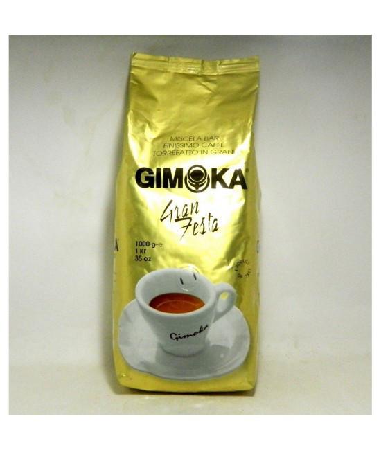Кофе в зернах Gimoka GRAN FESTA 3кг