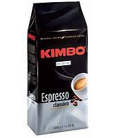 Кофе в зернах KIMBO ESPRESSO CLASSICO 1кг