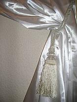 Подхваты для штор №6, кисти с нитями, фото 2