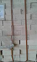 Огнеупорный кирпич шамотный ША 45 клин, фото 1