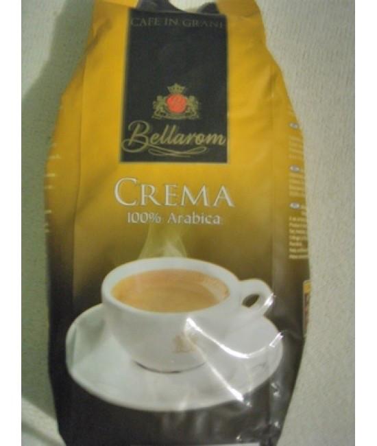 Кофе в зернах Bellarom Crema 100% арабика 500гр