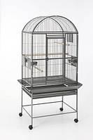 Вольер для попугаев Savic Canberra Bow, серый, 80х57,5х167 см