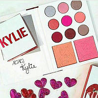 Палетка теней и румян Kylie Diary Pressed Powder Palette 💖 в виде дневника