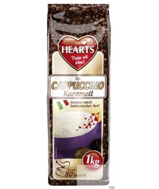 Капучино Hearts карамель 1кг