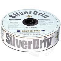 Стрічка Крапельного поливу Silver Drip 6 mil-10 см-0,7 л. 2800м