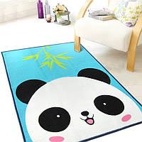 Коврик для детской комнаты для мальчика и девочки Панда Panda 100 х 130 см Berni