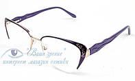 Очки женские для зрения с диоптриями +/- Код:2107, фото 1