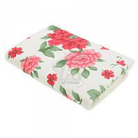 Лицевые полотенца микрофибра роза 2070