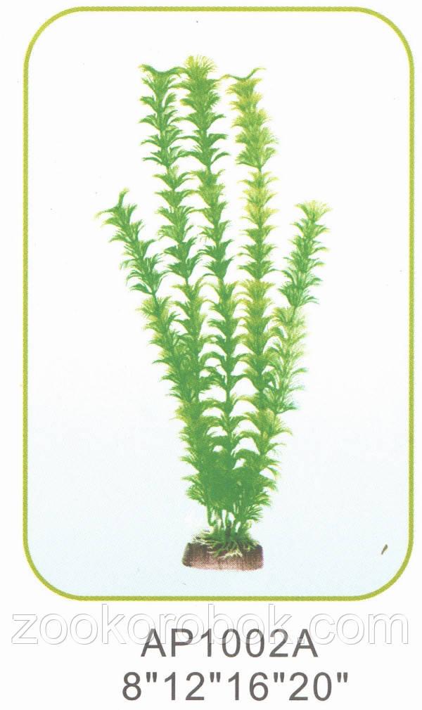Растение для аквариума пластиковое AP1002A12, 30 см