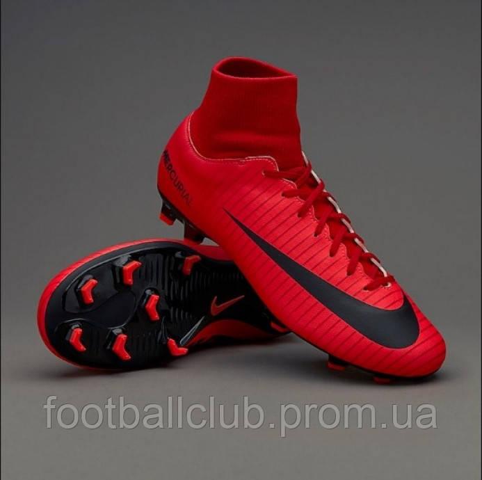 08bcda3a Бутсы Nike Mercurial Victory VI DF FG 903609-616 — в Категории