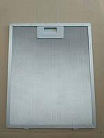 Фильтр алюминиевый жировой  для вытяжки  258*318
