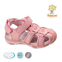 Детские босоножки для девочки Том.М, 20-25