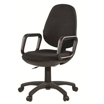 Кресло офисное Comfort GTP механизм CPT крестовина PL62 ткань С-11 (Новый Стиль ТМ), фото 2