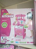 Кухня для девочек My Good Home 16 предметов