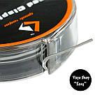 GeekVape SS Flat Clapton   Wire (Плоский,одножильный)., фото 3