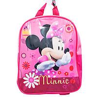 Рюкзак Минни Маус /Minnie для девочек (28х22.5х7 см) ТМ ARDITEX WD11393