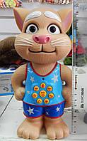 """Интерактивная игрушка """"Умный кот Том-сказочник"""". Говорящий кот Том"""