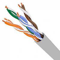 LAN кабель UTP КПВ-ВП (350) 4х2х0,51 внутренний Меганом