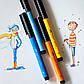 "Ручка капиллярная Faber-Castell PITT® ARTIST PEN №110 тёмно-синий, ""S"" 0,3 мм, супертонкий наконечник, 167010, фото 6"