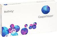 Контактные линзы Biofinity CooperVision