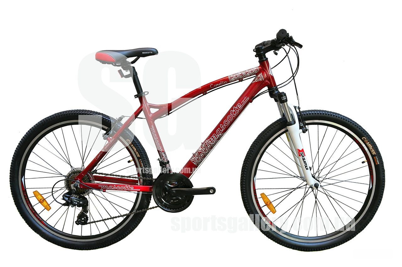 Велосипед горный Mascotte Сamellia, фото 1