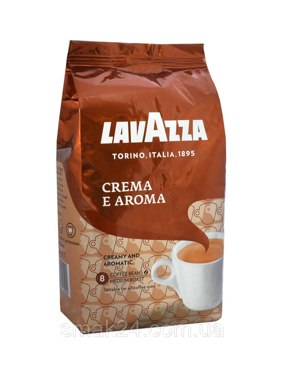 Кофе в зернах LavAzza Crema e Aroma 1 кг Италия