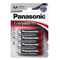 Батарейка Everyday Power AA BLI 4 Alkaline Panasonic (LR6REE/4BR)