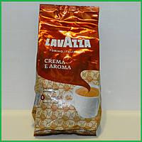 Кофе «Lavazza»  CREMA E AROMA  (Зерно 1000g)