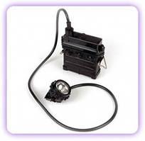 Фонарь (светильник) аккумуляторный щелочный головной (налобный) взрывозащищенный Тарот СГД-5