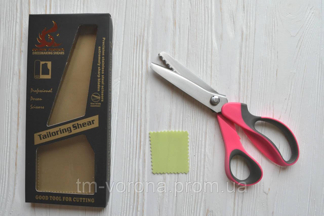 Ножницы Tailoring Shear зигзаг