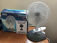 Вентилятор настільний ALPARI F-1513S