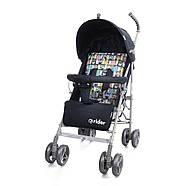 Детская прогулочная коляска  трость BABYCARE Rider BT-SB-0002/1 Grey, фото 2