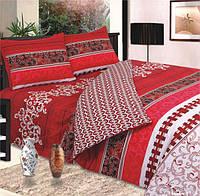 Комплект постельного белья двухспальный пододеяльник-210*175 простынь-220*200 наволочки-70*70 сублимация 068