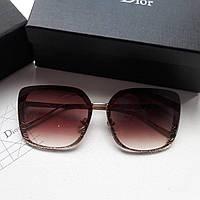 Солнцезащитные брендовые очки Dior