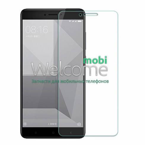 Стекло для XIAOMI Redmi Note 4X (0.3 мм, 2.5D, с олеофобным покрытием)