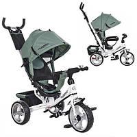 Детский 3-х колесный велосипед M 3113-17 TURBOTRIKE. Гарантия качества.Быстрая доставка., фото 1